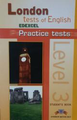 London Tests of English Edescel Level 3